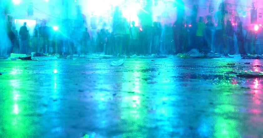 Sónar festival floor   © Peter Mortensen/Flickr
