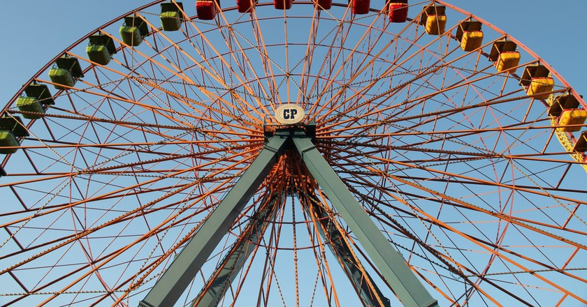 Cedar Point Amusement Park, Sandusky | © Daniel X. O'Neil / Flickr