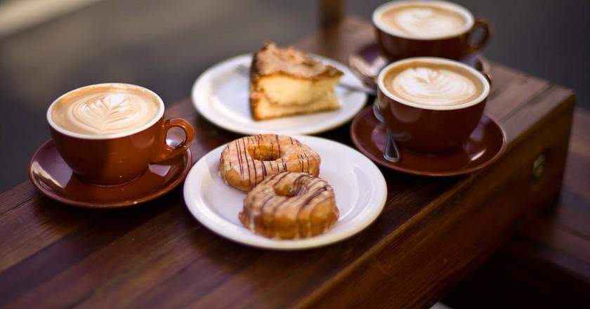 Coffee & Cake   © Max Braun/Flickr