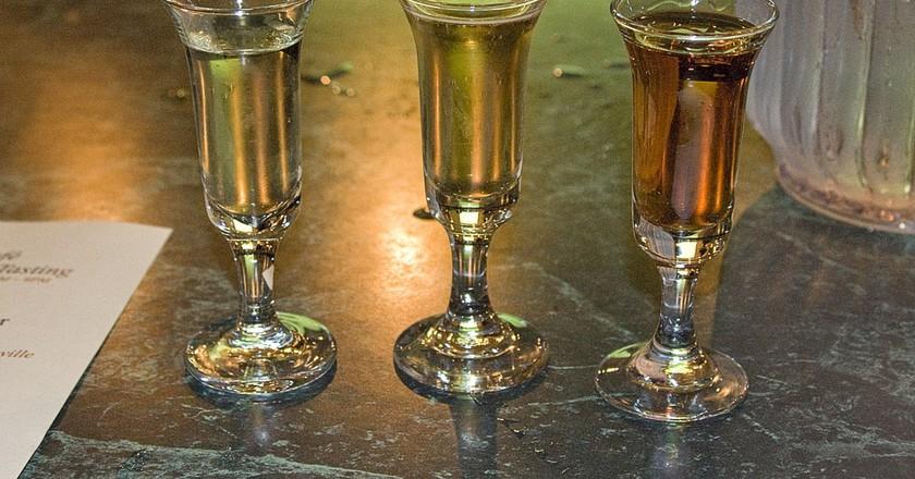 A variety of cider | © liz west / Flickr