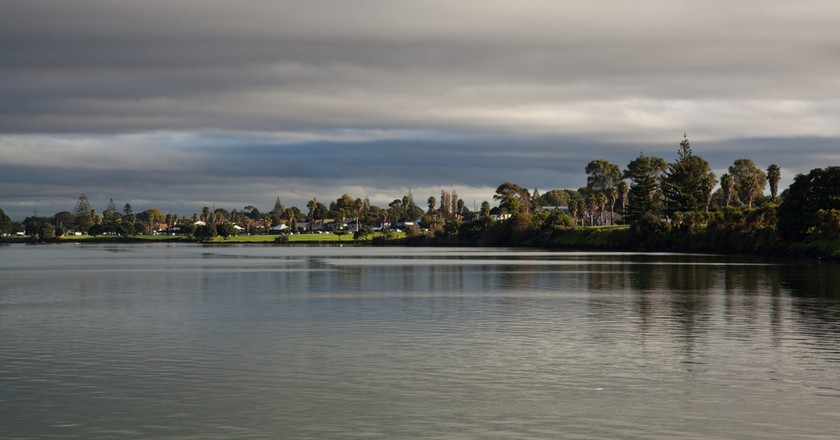 Point England, Auckland, New Zealand | © russellstreet/Flickr