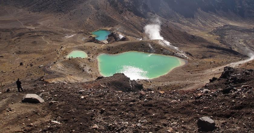Tongariro Crossing | © Harry Lund/Flickr