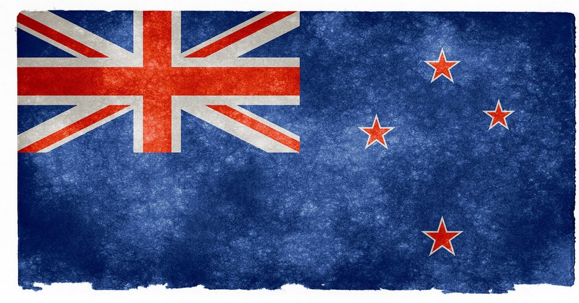 NZ Flag   © Nicolas Raymond/Flickr