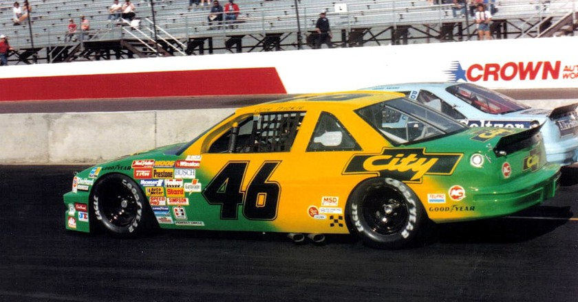 Cole Trickle #46 Days of Thunder Car | © Mike Traverse / Flickr
