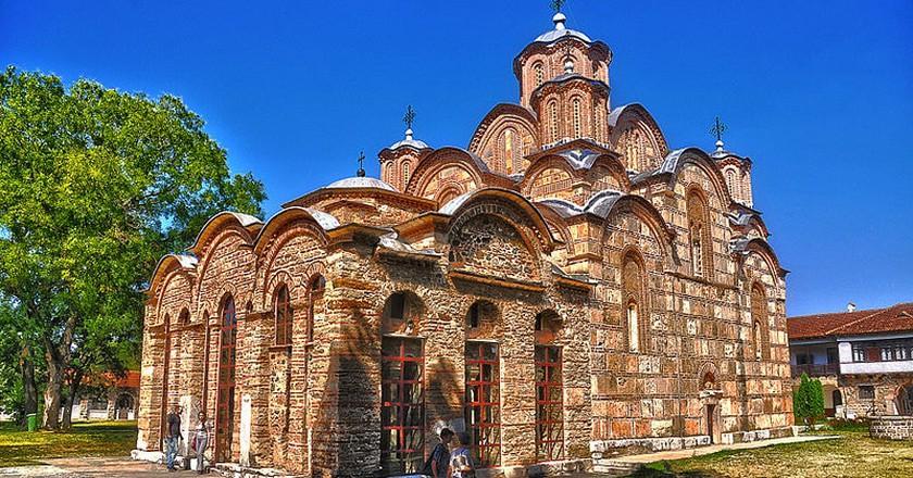 The splendour of Gračanica