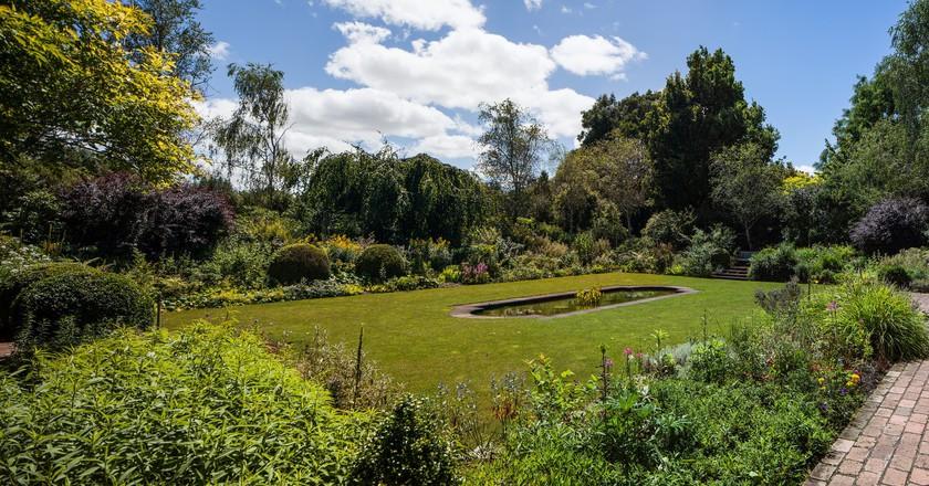 English Flower Garden, Hamilton Gardens | © russellstreet/Flickr