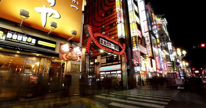 Kabukicho, Shinjuku | © 思弦 張/ Flickr