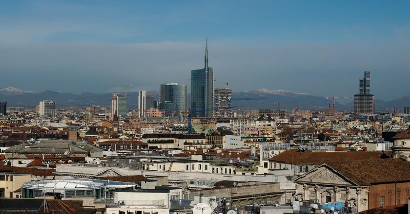 Milan, in the wealthy north   © harmish khambhaita/Flickr