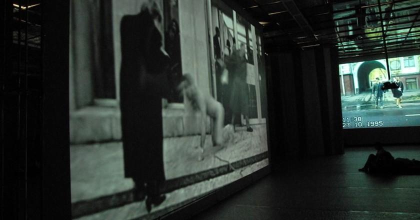 An exhibition of Oleg Kulik's work | © heyvalera/Flickr