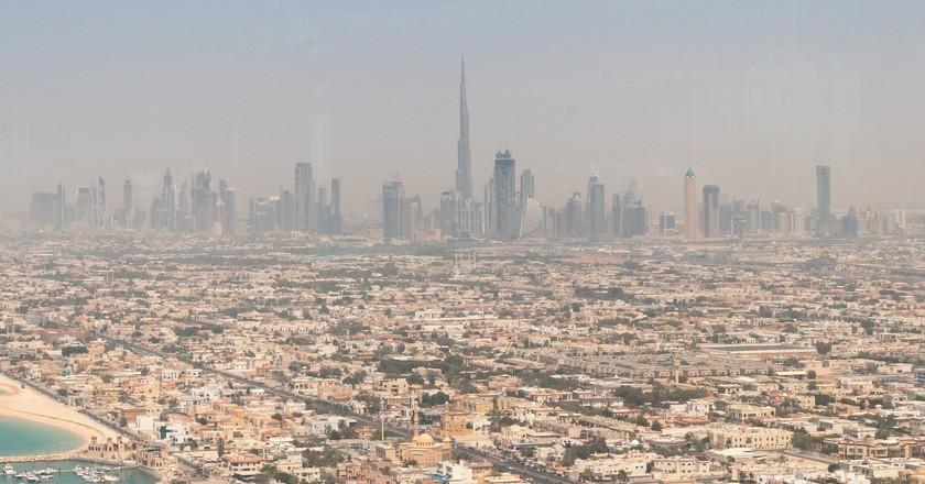 The iconic skyline of Dubai | © ADTeasdale/Flickr