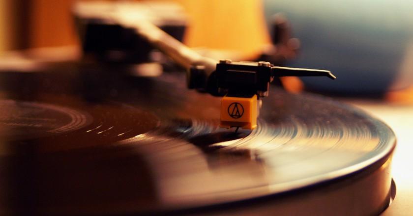 Record Player | © Lena/Flickr