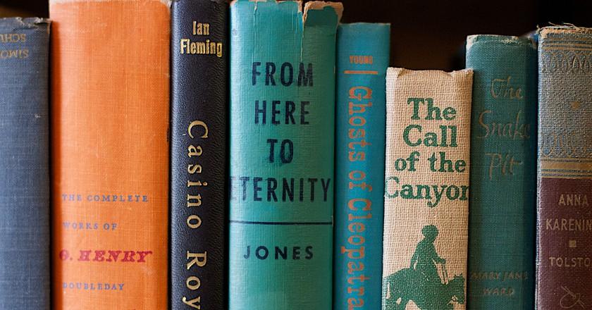 Odd Books   © Alan Levine / Flickr