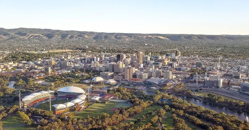 Adelaide | © Normangerman/Wikimedia Commons