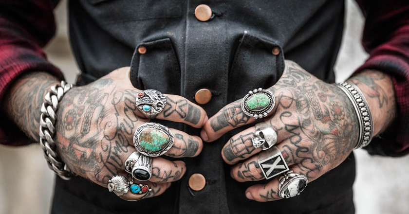 Tattoos | © Alex Hockett/Unsplash