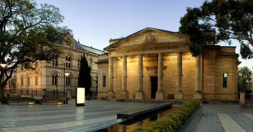 Art Gallery of South Australia   © Kajinoz/Wikimedia Commons