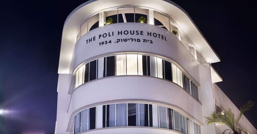 The Poli House Hotel | © Assaf Pinchuk