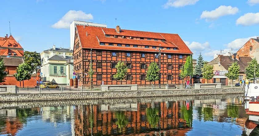 Bydgoszcz   © Pit1233 / WikiCommons