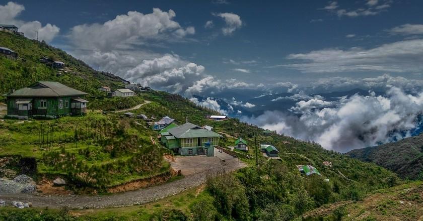 A village in Sikkim | © Amritendu Mallick / WikiCommons