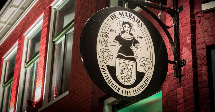 © Speciaalbier Café De Markies
