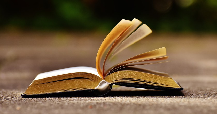 Open book | © Pixabay