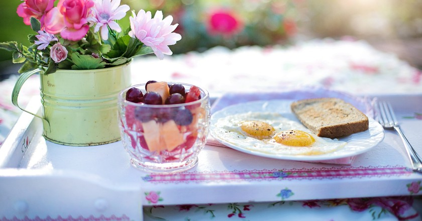 Breakfast | © jill111 / Pixabay
