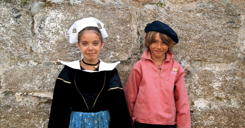 Breton outfits | © gln / Pixabay