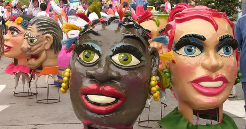 Pasto Blacks and Whites' Carnival | © Etienne Le Cocq / WikiCommons