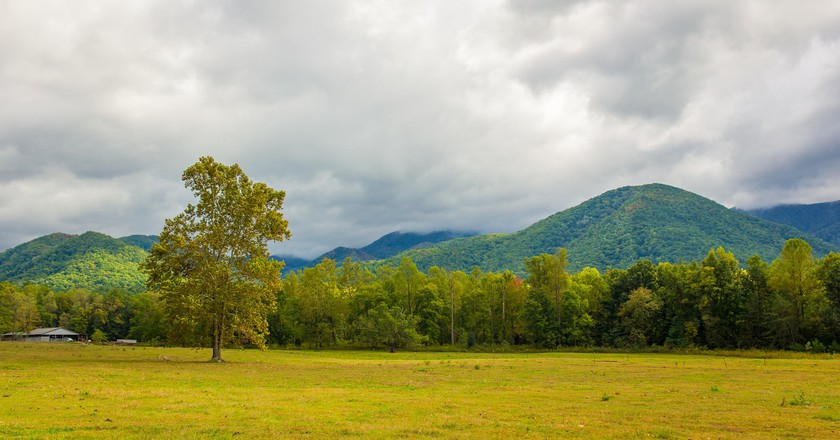 Cades Cove in the Great Smoky Mountains | © niemand und nichts / Flickr