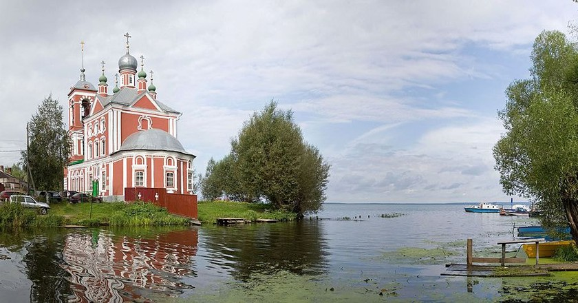 Church of the Forty Martyrs, Pereslavl-Zalessky, Russia | © Sergey Ashmarin / WikiCommons