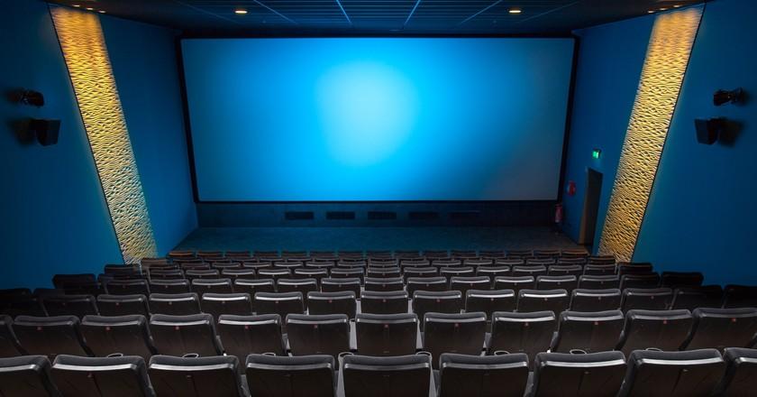 Cinema screen | © Derks24 / Pixabay