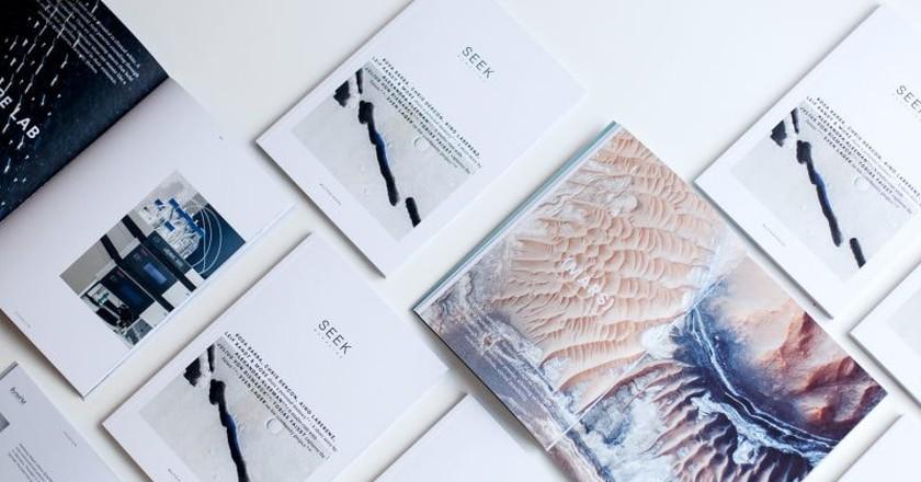 Seek Magazine   © Daniel Farò / Courtesy of Cee Cee Creative