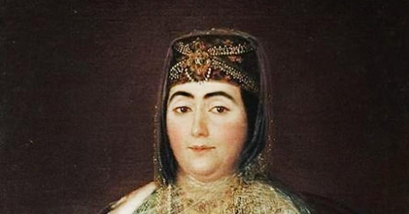 Queen Darejan | © author unknown / WikiCommons