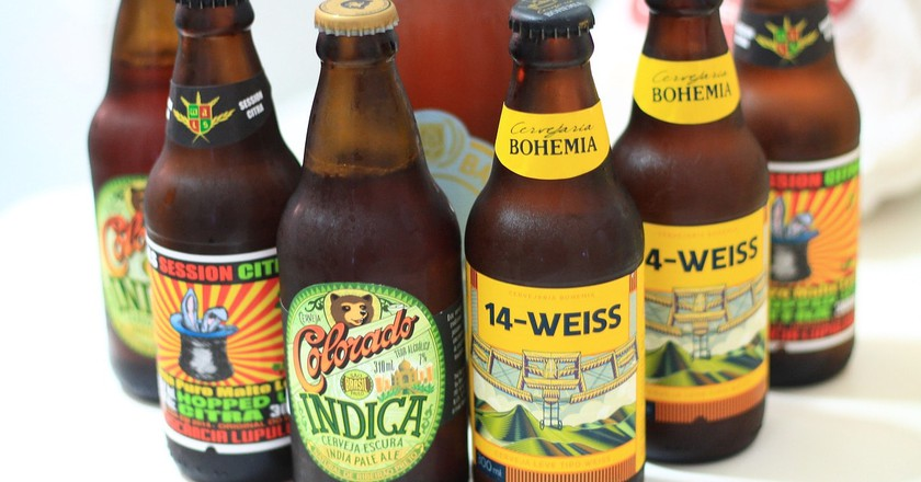 The Best Brazilian Beers to Try on Your Next Trip