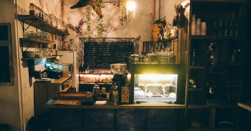 Cafe Ondas, Medellin   Courtesy of Ondas Medellin