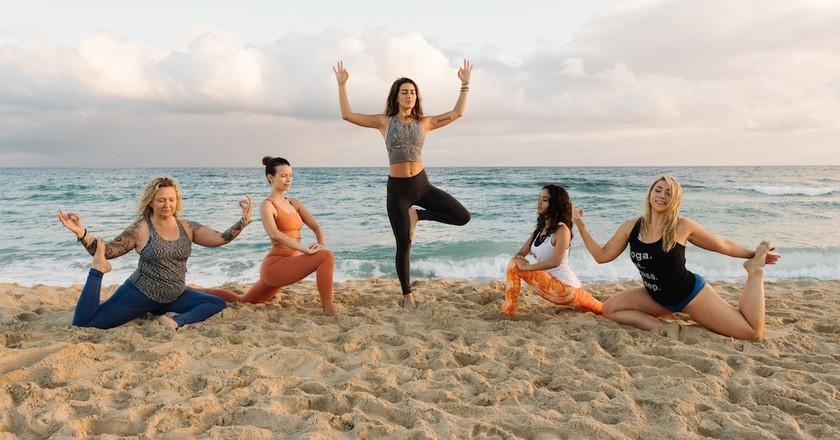 Mhai Yoga | © Elie Dahdouh