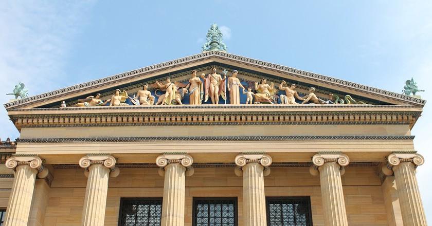 Philadelphia Museum of Art | © satiecrackers / Pixabay