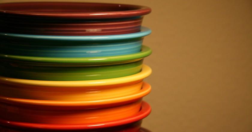 Fiestaware | © Matthew Piatt / Flickr