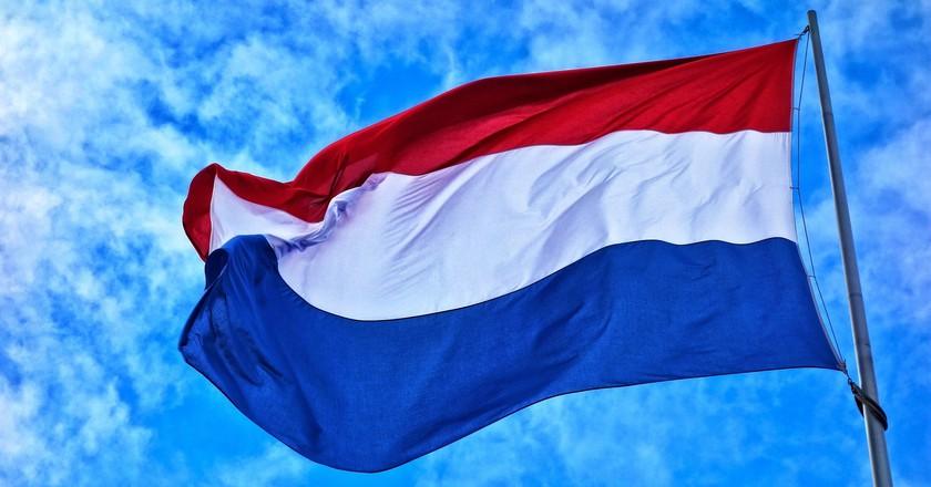 The Dutch flag | © pixabay