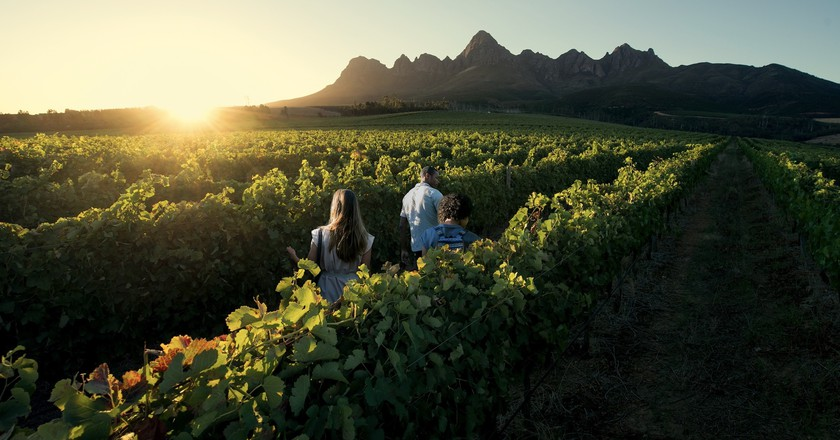 Franschhoek | Courtesy of South African Tourism