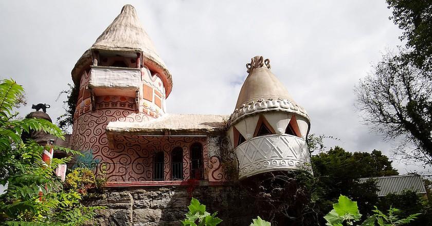 Gingerbread Castle Ruins | © johnandmaryF. / Flickr