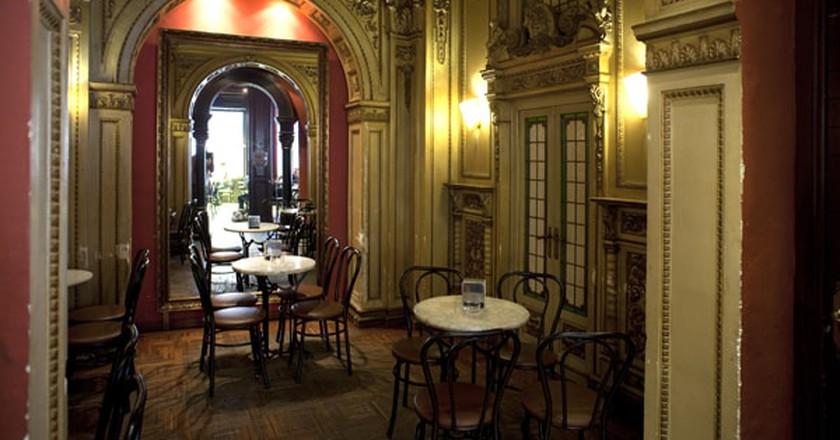 Gran Cafe Zaragoza | © Paul M.R. Maeyaert / Wikimedia Commons