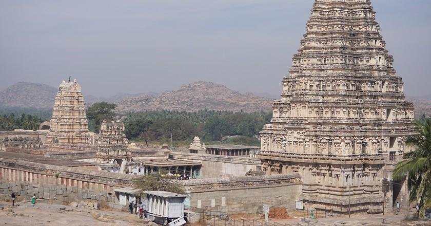 Virupaksha Temple, Hampi | © Lucy Plummer