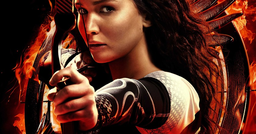 The Hunger Games Courtesy Lionsgate