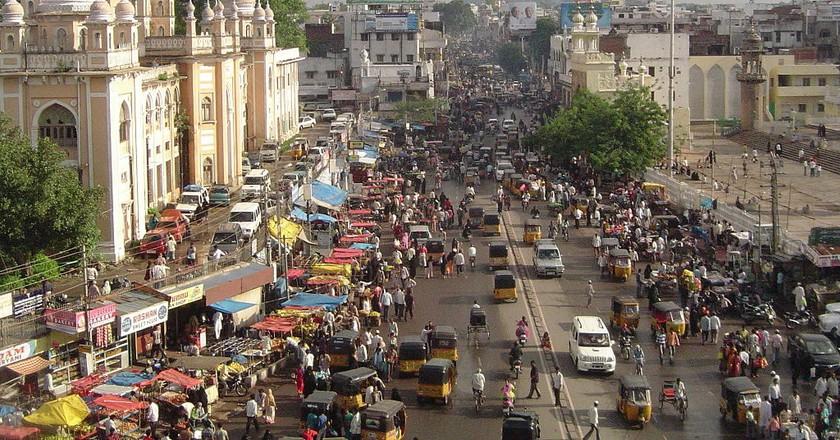 Hyderabad | © Ravikan Rao (Ravikiranr) / WikiCommons