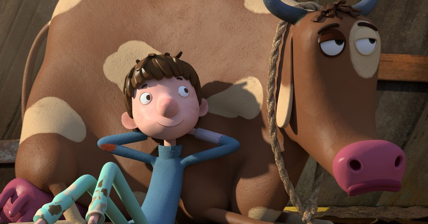 Revolting Rhymes | Courtesy of Trigger Fish Studios