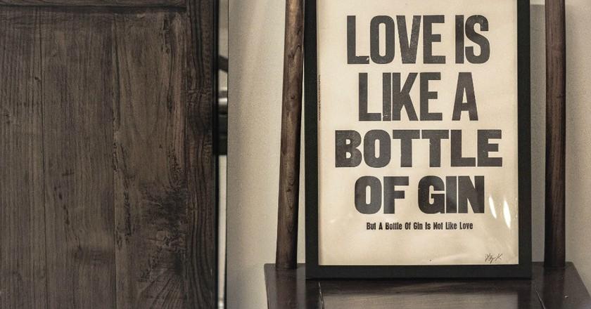 Love Is Like Gin