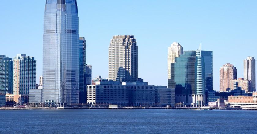 Jersey City skyline | © David Merrett / Flickr