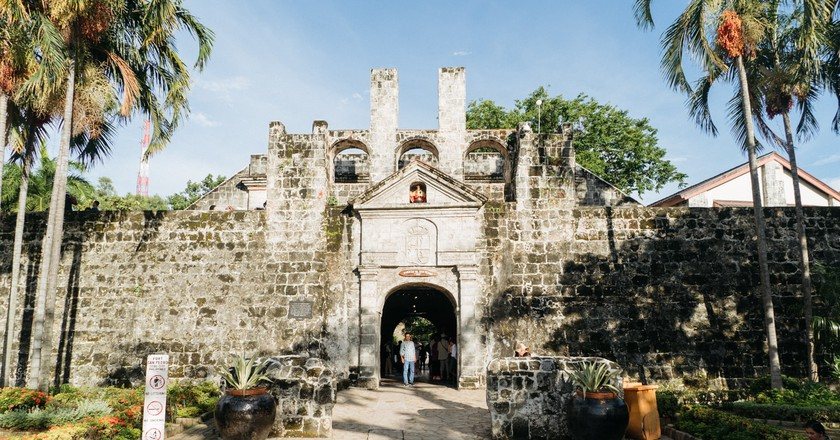 Fort San Pedro, Cebu, Phillipines