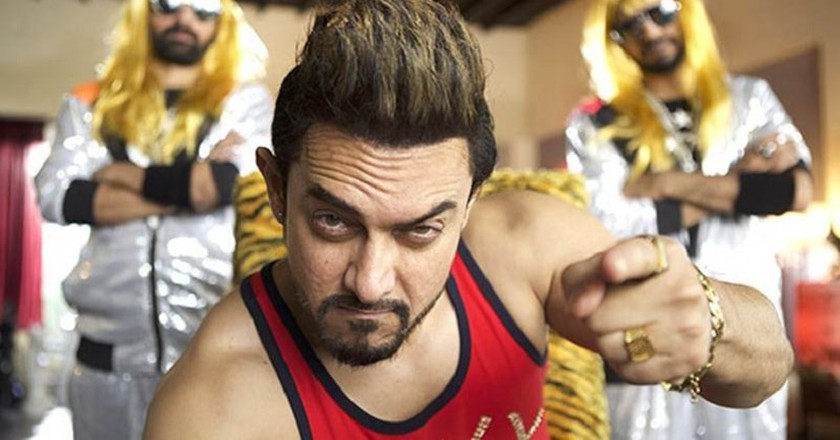 "Aamir Khan in ""Secret Superstar"" | ©Aamir Khan Productions/Peacock Mountain/Zee Studios"