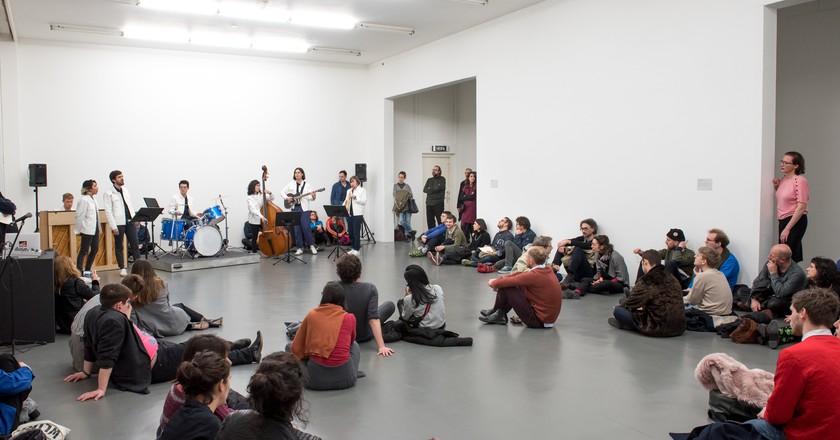 Kunsthalle for Music  © | Nieuwe Beelden Makers
